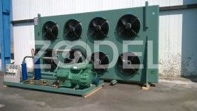 "Project - Refrigeration Unit With Capacity Of 3000 Tons In Jiroft City - Company ""Gostaresh Broudat Zagros"""