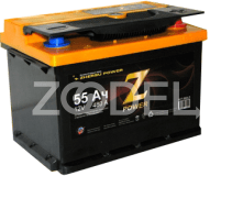 Rechargeable Batteries Z POWER 55