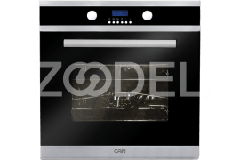 "Electric Oven - Built in, 59 Liter, With Double Glazed Glass & Timer - Model: 6433EEB - ""Can"" Brand"