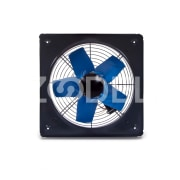 Industrial Fans - Light Weight, Metal Material, 6 Sizes 15 Models, For Industrial Sites, Warehouses, Restaurants, Garages, Parkings & Drying Rooms - Damandeh Company