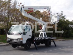 Articulated Truck-mounted (AL1400)