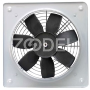 Industrial Fan - Heavy Duty - With Polyamide Impeller - Air Flow 2100 To 6500 m3/h - Brand : Damandeh
