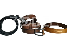 Genuine Cow Leather Belt For Men - Code : 3500 milling dutti - Gara Company