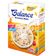 Breakfast Cereal Balance Nuts - 500 gr - Krcoosly - Shahab Energy Sobh