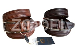 Genuine Cow Leather Belt For Men - Code : 48 - Gara Company