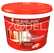 "Decorative acrylic coating ""VENEZIANO"""