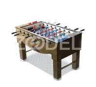 Foosball Table Model ST20 - Faraz Sport
