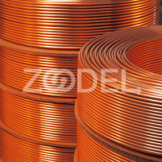 Level Wound Coil (LWC) Copper Tubes