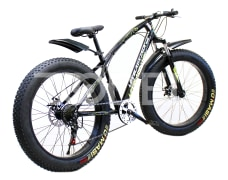 Mountain bikes fetbike