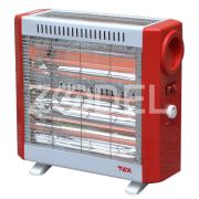 Electric Heater - Dimensions : 540 × 223 × 555 - Portable - With Fan - Heating Power : 2000 W - Model : QH-2200