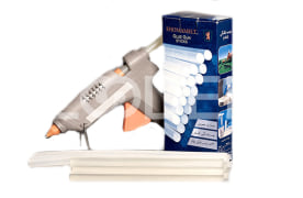 Hot Melt Glue Gun Sticks - Quick Dry, For Handicrafts - Resin & Chasbe Shomal Chemical Industries
