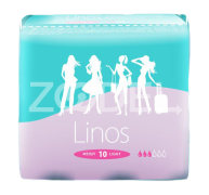 Sanitary pads Linos Light