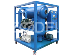 Double Stage Transformer Oil PurifierTransformer Oil Treatment machine