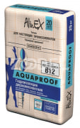 Alinex AQUAPROOF 2-component waterproofing mixture