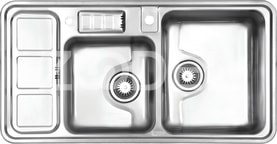 Built-In Sink (Model 813)