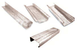 Metal Profiles - For Constructions, Dry Wall, Ceiling, Door, Window & Columns - Persianama