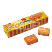 Creamed Biscuit With Banana Flavor - 115 g Package - Anata Company