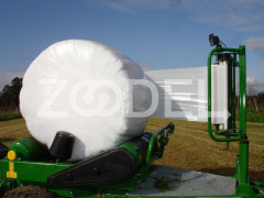 Silage Stretch Film - For Packaging Fodder, Alfalfa And Straw - Green Color - In Different Sizes - Artasun Brand