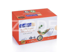 Rescue - Rooibos Herbal Tea, 20 PCS, Amarant