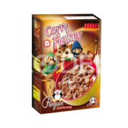Corn Flakes with Chocolate 275 gr Penguin Shahab Energy Sobh