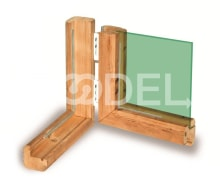 Window Profile - Thermowood - Choobsun Shargh -                                          NL4