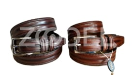 Genuine Cow Leather Belt For Men - Code : 40 - Gara Company