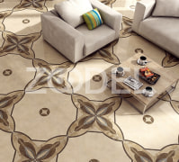 "Floor Tile - Eco Friendly, Resistant To Acid, Alkali, Heat And Freezing - Scratch And Stain Proof - Company ""Setina Tile"" - Model : Shanli"