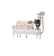 Donut Making Machine - Automatic Frying without Fermentation in Ring Shapes, Model: MG.SD450 - Morshed Gohar Company