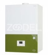 Wall hung electric boiler 12 kW