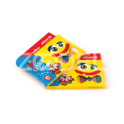Play Doh - 10 Colors - Cardboard Pack - Arya Company - 1048