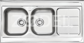Built-In Sink (Model 215/60)