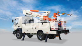 Articulated-telescopic Hot lines (Insulated) (ATI 1600) - Lajvar Company