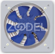 Exhaust Fan - Domestic - Metal - High Air Flow - Brand : Damandeh