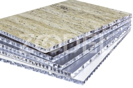 Aluminum Honeycomb Panel - Premium Bond
