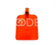 Square Point Sand Shovel (Orange)