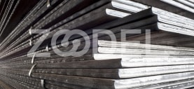 Steel Sheet for General Constructional Purposes - Paydar Tejarat Zarrin Trading Company