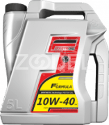 Полусинтетическое моторное масло - Fastroil Formula F7 - 10W-30 - 10W-40 - High Industrial Lubricants and Liquids Corporation - HILL - CL/CF