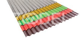Shadowline Corrugated Roof Sheets