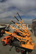 Truck-Mounted Telescopic Cranes (SLC 45000)