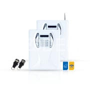 Security Alarm With SIM Card Support - Model : A700 - Anik Brand