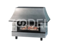 Fireplace Simin (Model: MC 26)