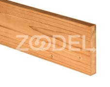 Profile - Thermally Modified Wood - Thermowood - Choobsun Shargh Company - N8