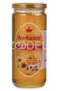 Special honey with sucrose under 5 packs of 630 g Azar Kando