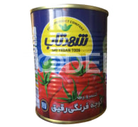"Tomato Paste - Easy Open Can - 400 gr - Brand ""Shadab"""