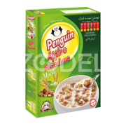 Apple Hazelnut Muesli 375 gr Penguin Shahab Energy Sobh