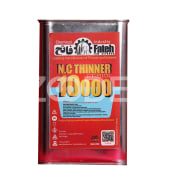 Quick Thinner (15000) For Base Coats & Nitrocellulose Pigments - Fateh Fam Sepahan Company
