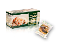 Traditional Cookie With Walnut & Green Tea - 12 Pcs Package - Behfar Lahijan Brand