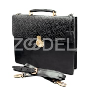 "Briefcase from the ""Arabesque"" Collection"