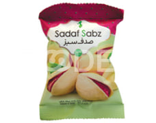 Roasted Pistachio With Vinegar & Salt Flavor - HACCP & ISO22000 Certified - Sadaf Sabz Company
