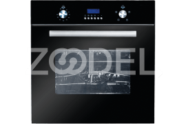 "Electric Oven - Built in, 59 Liter, With Double Glazed Glass & Timer - Model: 6500EE - ""Can"" Brand"